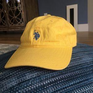 Ralph Polo Yellow Ball Cap
